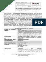 ACTA DE LIQUIDACION 217-2020.EMPOPASTO- AVANTE-CARLOS
