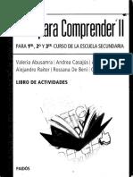 ABUSAMRA Valeria et al - Leer para comprender Libro de actividades