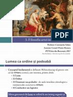 3. Filosofia artei în grecia antică