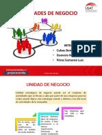 (7) UNIDAD DE NEGOCIO