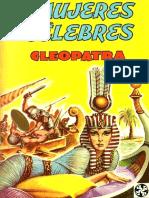 Mujeres Celebres 16 - Cleopatra
