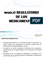 07 - Marco Regulatorio de Medicamentos