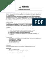 PDF PROGRAMA ESCUELA DE CONSOLIDACIÓN