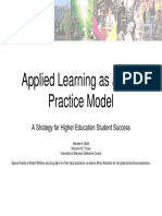 Applied Learning Best Practices