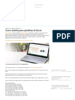 Como desbloquear planilhas do Excel _ Dicas e Tutoriais _ TechTudo