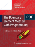 Gernot Beer, Ian Smith, Christian Duenser - The Boundary Element Method with Programming_ For Engineers and Scientists-Springer (2008).pdf