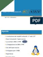 WI400 - The PHP i-Framework