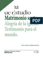 2019-2020_tema+estudio_matrimonio+santo