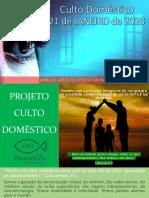 culto doméstico 21-01