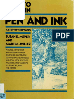 Susan E. Meyer, Martin Avillez - How to Draw in Pen and Ink-Collier BooksMacmillan Publishing Company (1985).pdf