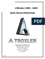troxler gauges