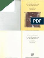 Fray Alonso de La Vera Cruz-De Dominio Infidelium Et Iusto Bello,1 y 2