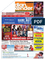 The Indian Weekender, Friday, February 7, 2020 Volume 11 Issue 45
