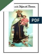 Cenáculo a la Virgen del Carmen COVANO