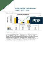 consulta y explicacion- comportamiento de exportaciones e importaciones.