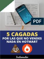 5 Errores Por Las Que No Vendes Nada en Hotmart 2020