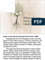 2. PHILIPPINE LITERATURE DURING SPANISH COLONIZATION