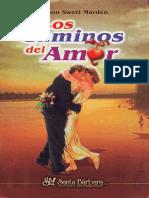 Portada Los Caminos Del Amor