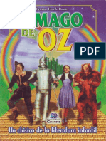 Portada El Mago de Oz