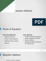 Bisection Method