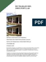 MANUAL DE TRABAJO DEL CONSULTORIO POPULAR.doc