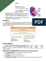 TEMA 4 y 5 - IC y Anemia