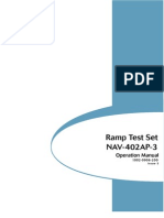 IFR Nav-402ap User Manual