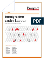 Immigration Under Labour