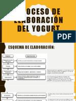 Biotecnología yogurt