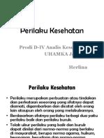 Minggu 4_Perilaku Kesehatan.pptx