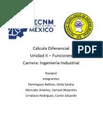 Cálculo Diferencial  Unidad II- Equipo #2.docx