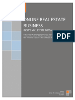 project-report-on-online-real-estate-business