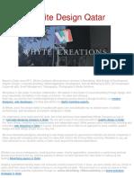 Website Design Service in Qatar