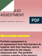 What is portfolio assessment.pptx