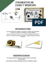 Instrumentos de trazado y medición
