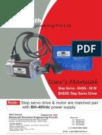 BHSS-50W-Step-Servo