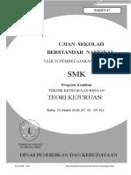 TKR PKT A _ 18-19