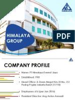 HEJ company profile