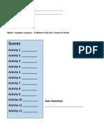 GR 9 modular lesson