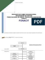 7.1 propuesta Organigramas Posicional con cargos 2019u.odp