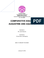 comparative essay augustine and aquinas.docx