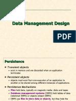 Data Management Design