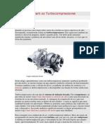 Como funcionam os Turbocompressores