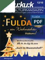 kukuk-Magazin, Ausgabe 12/2010