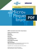 Sebrae - Anuário MPE 2008
