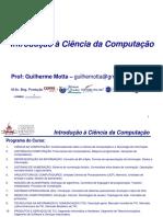 ANNE Centro Arquivo Guilherme Tavares Motta 2019-1-141 Introducao a Ciencia Da Computacao 3196001 27-2-155301305526