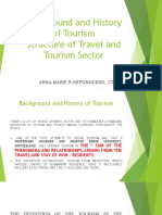 MPTH PRELIM 1 Structure of Travel and Tourism Sector