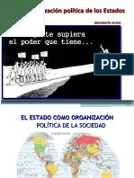 organización política del estado