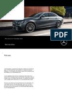 Interactions.attachments.0.Mercedes-Benz E-Class Saloon Retail Price List D