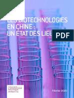 Etude Ma Aifang Fondapol Biotech Chine 2020-02-03
